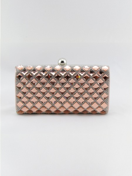 The Most Fashionable Rhinestones Evening Handbags