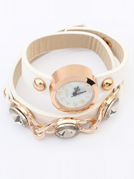 The Most Fashionable Occident Retro Hot Sale Bracelet Watch
