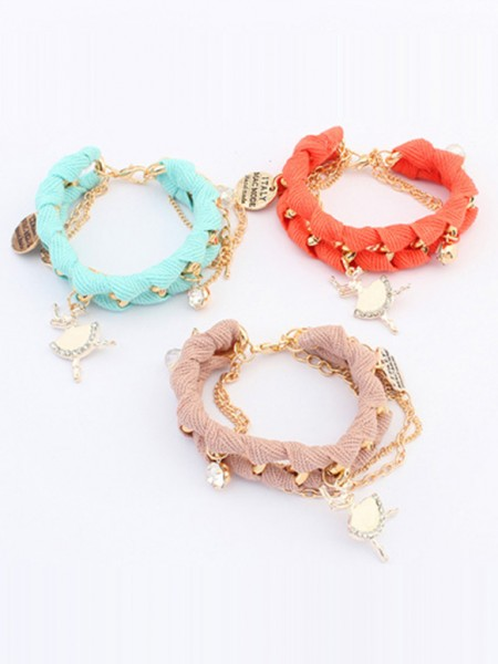 The Most Stylish Occident New Popular Simple temperament Hot Sale Bracelets