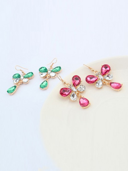 Fashion Trends Occident New Butterfly Hot Sale Earrings