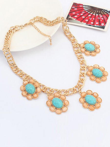 The Most Trendy Occident Exotic Retro Hot Sale Necklace