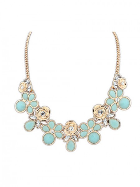 The Most Fashionable Occident Sweet Fresh Hot Sale Necklace