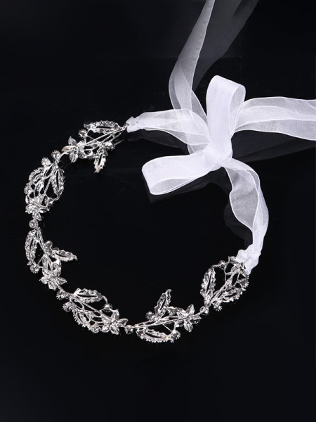 Awesome Rhinestone Alloy Headpieces